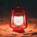 Seekers Notes, olaj lámpa